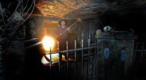 Enter This Terrifyingly Haunted Ohio Cave If You Dare