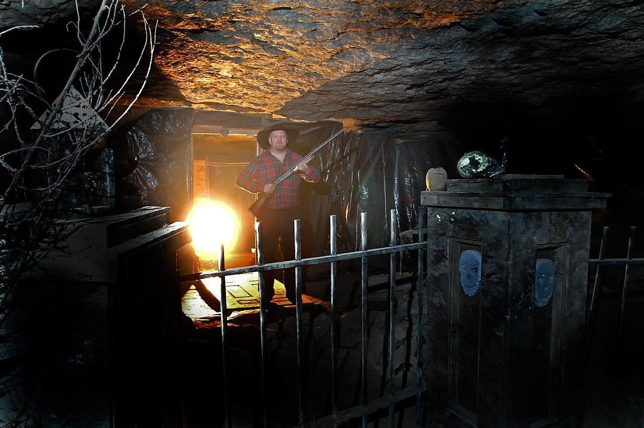 Lewisburg Haunted Cave ohio