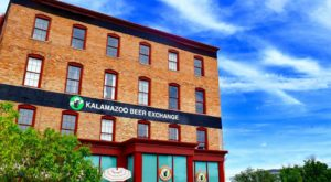 This Michigan Tap House Feels Like A Stock Market And It's Insanely Awesome