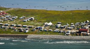 This Tiny, Isolated Alaska Village Is One Of The Last Of Its Kind