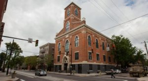 This Brewery In Cincinnati Used To Be A Church And You Need To See Inside