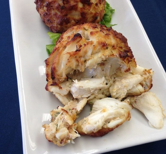 These 13 Restaurants Serve The Best Crab Cakes In Baltimore