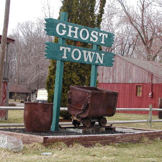 The One Ghost Town In Ohio You Can Actually Visit: Findlay ...