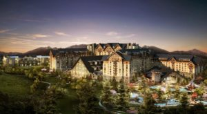 Once You Step Inside This Enchanting Mega Resort In Denver, You'll Never Want To Leave