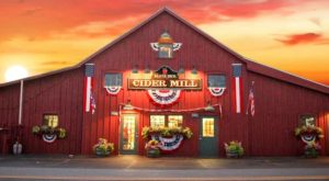 These 9 Charming Cider Mills Around Buffalo Will Make Your Fall Complete