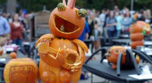 Don't Miss The Most Magical Halloween Event In All Of Charlotte