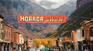 The One Small Town In Colorado That Transforms Into A Terrifying Halloween Wonderland
