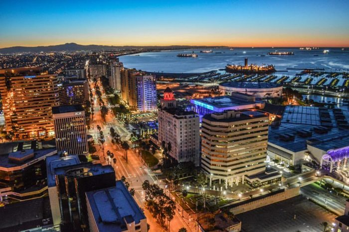 The Sky Room Restaurant Has The Best Views In Southern California