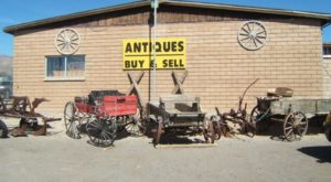 Here's The Perfect Weekend Itinerary If You Love Exploring Nevada's Best Antique Stores