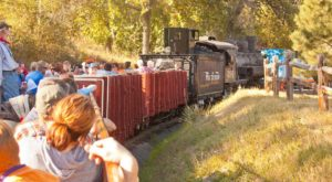 This Trick-Or-Treat Train Near Denver Is As Awesome As It Sounds