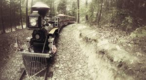 The Haunted Train Ride in Georgia That May Just Give You Nightmares