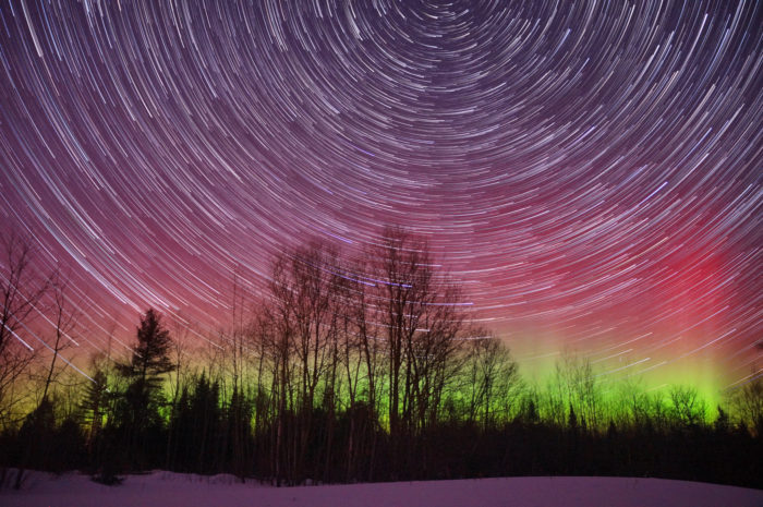 The One Mesmerizing Place In Maine To See The Northern Lights
