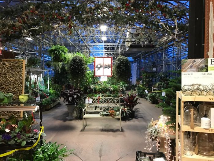 This Greenhouse Restaurant In Vermont Is The Most