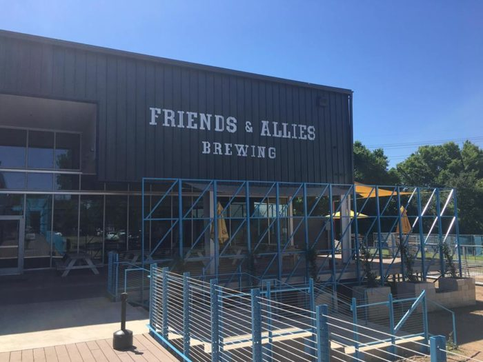 Austin Bouldering Project >> 10 Best Beer Gardens And Breweries In Austin