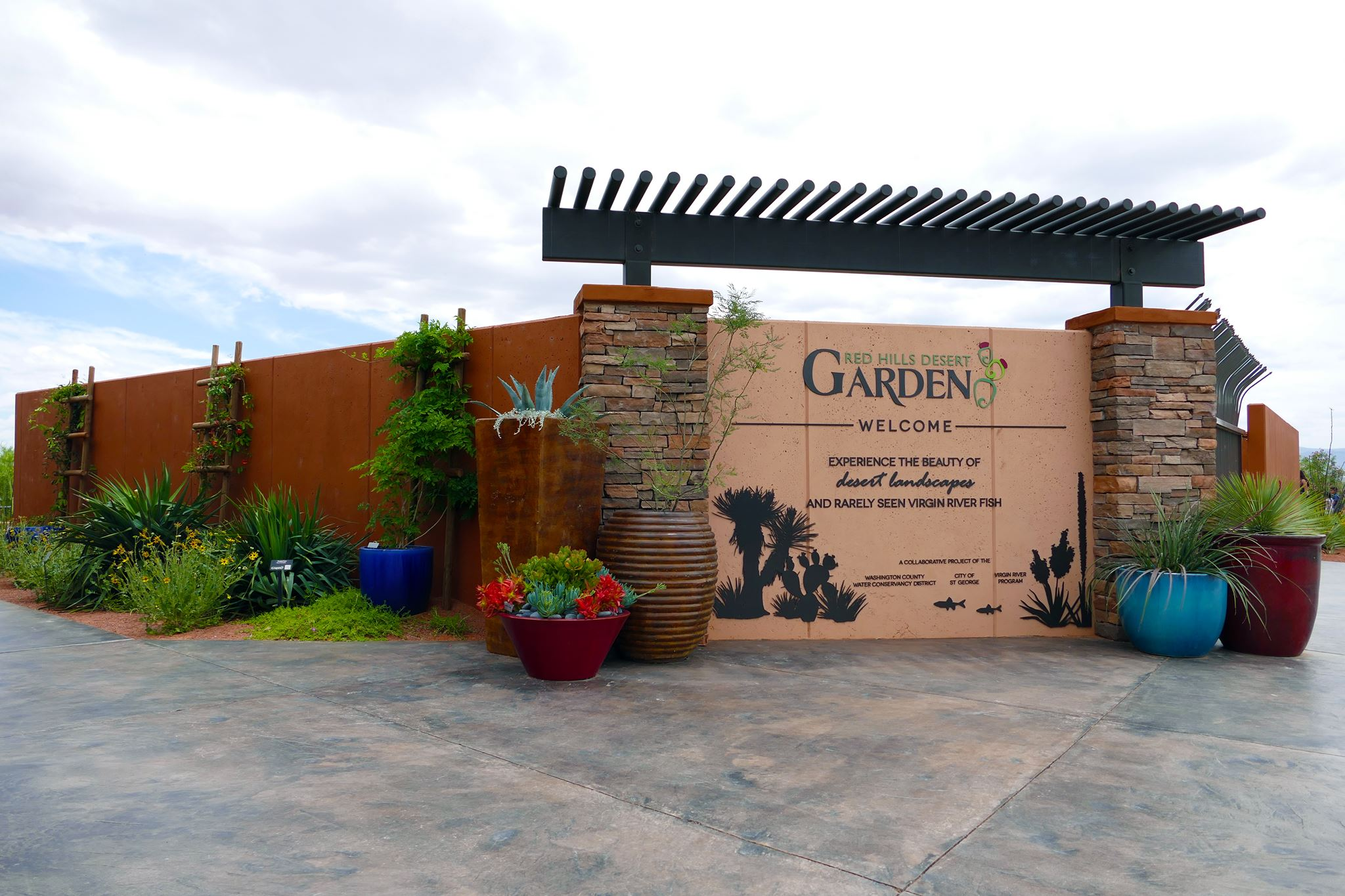 The Captivating Desert Garden That\'s An Oasis In Southern Utah