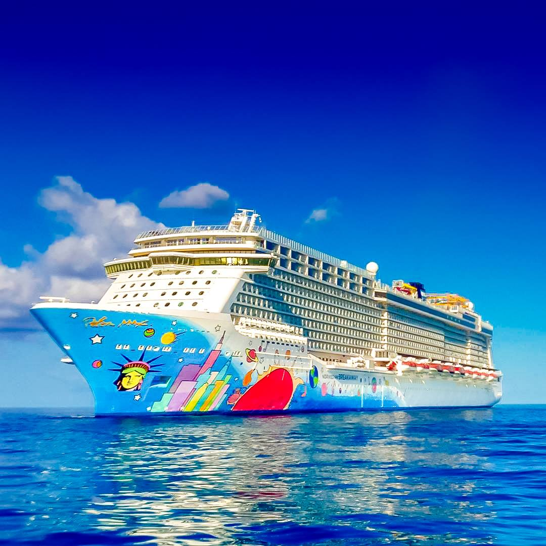 Cruise To Hawaii From California: One Of The World's Biggest Cruise Ships Is Coming To New