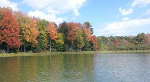 The One Hikeable Lake In Pennsylvania That's Simply Breathtaking In The Fall