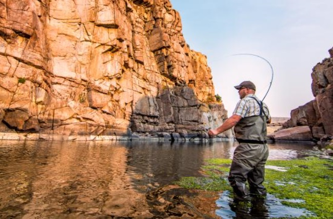 You 39 ll have the adventure of a lifetime in this stunningly for Casper wyoming fly fishing