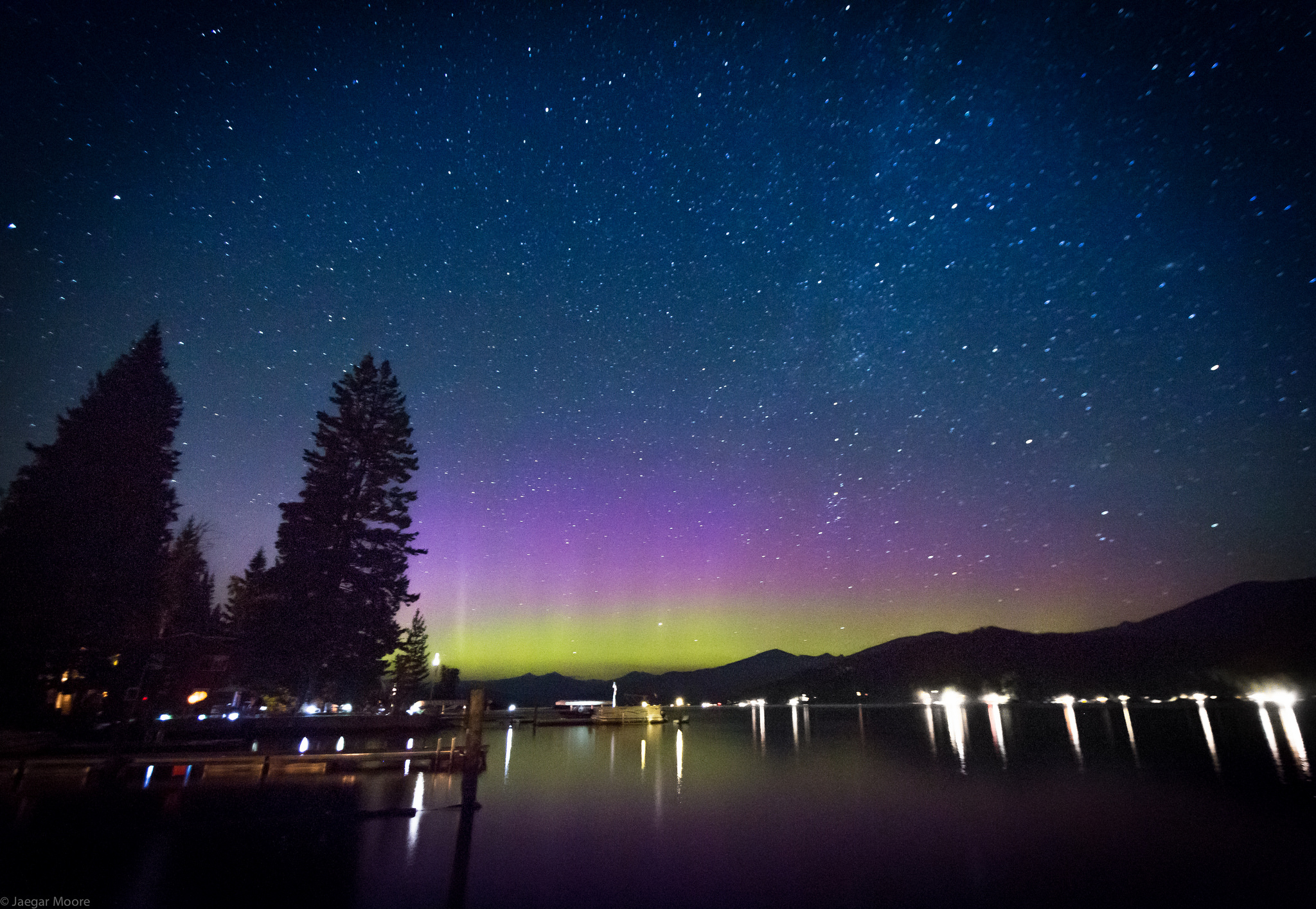 Priest Lake Is The Best Place In Idaho To See The Northern