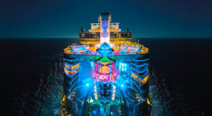 The World's Biggest Cruise Ship Is Coming To Florida — Robot Bartenders Included
