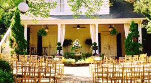 9 Epic Spots To Get Married In Charlotte That'll Blow Your Guests Away