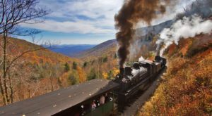 You Won't Want To Miss This West Virginia Halloween Train Ride