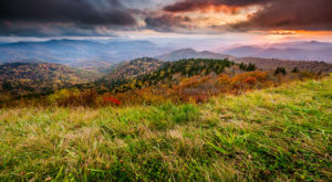 These 10 Scenic Overlooks In North Carolina Will Leave You Breathless