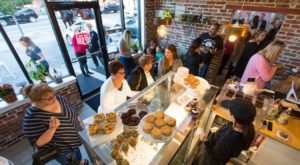 The Unassuming Shop In Massachusetts That Serves The Best Cupcakes You'll Ever Taste