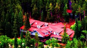 You Will Never Guess What Is Hiding Inside The Walls Of This Colorado Hotel
