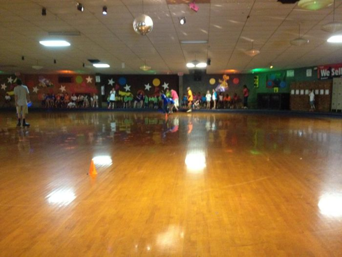 Youll Feel Like A Kid Again At Roller Sports Skating Rink In South - Roller skating rink flooring for sale