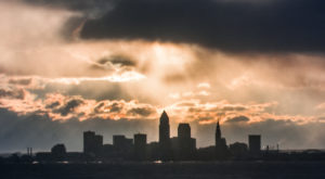This Cleveland Area Park Offers One Of The Best Skyline Views In The City