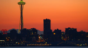 The Seattle Space Needle Is Getting A Glass-Bottomed Restaurant And It Sounds Amazing