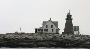 You'll Be Terrified By The Stories Of These 5 Haunted Islands In Maine