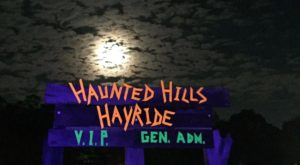 The Haunted Hayride In Pittsburgh That Will Give You Chills