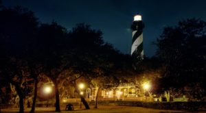 The Story Behind This Haunted Florida Lighthouse Will Give You Goosebumps