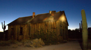 7 Eerie, Abandoned Places In Arizona That May Make Your Hair Stand On End