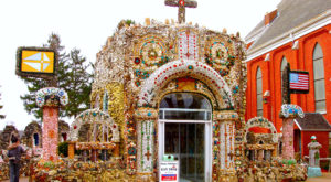 The Little-Known Church Hiding In Wisconsin That Is An Absolute Work Of Art
