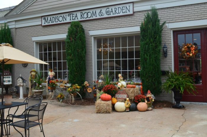 Madison Tea Room U0026 Garden Is A Charming, Old Fashioned Style Tea Room Right  In The Heart Of Madison Georgia.