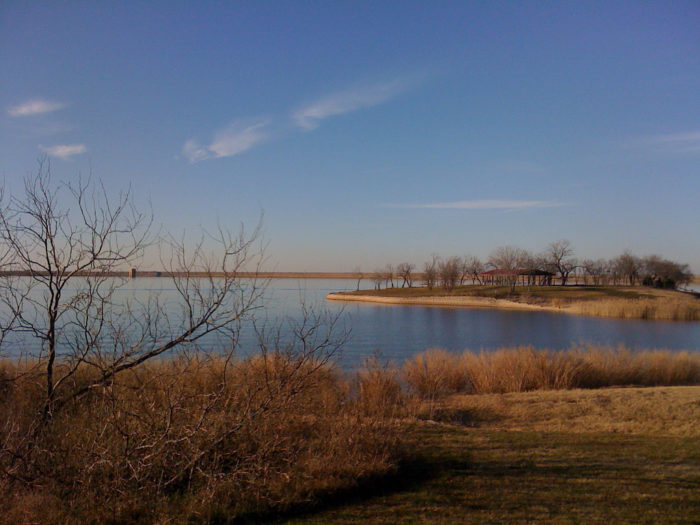 Cedar hill state park in dallas fort worth worth a visit for Joe pool lake fishing report