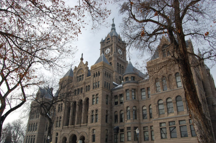 Salt Lake City County Building Haunted