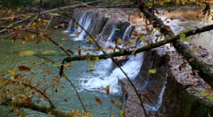 Take A Fall Hike To This Mississippi Waterfall For An Unforgettable Experience