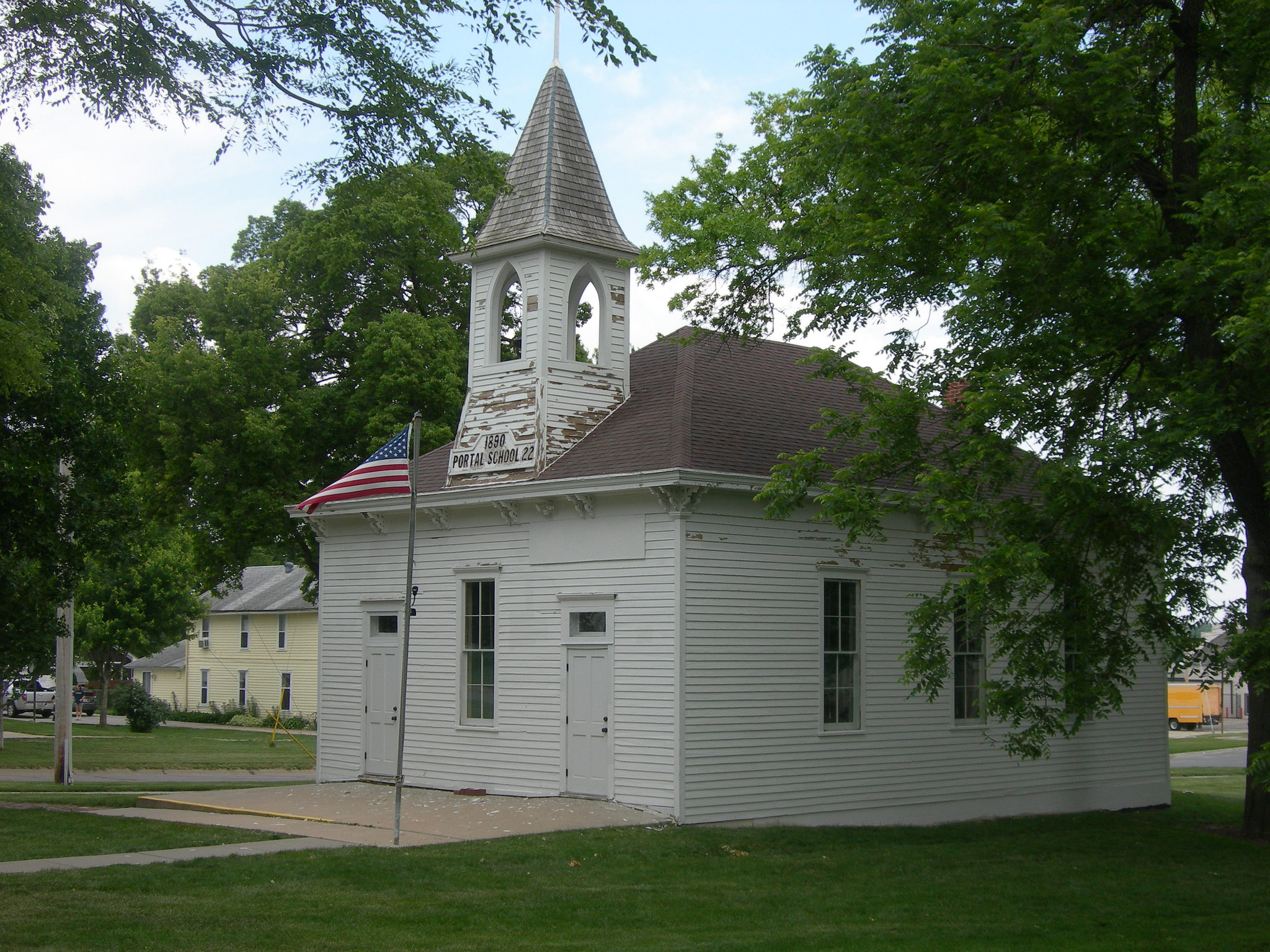 The Portal School In Papillion Is One Of The Most Haunted