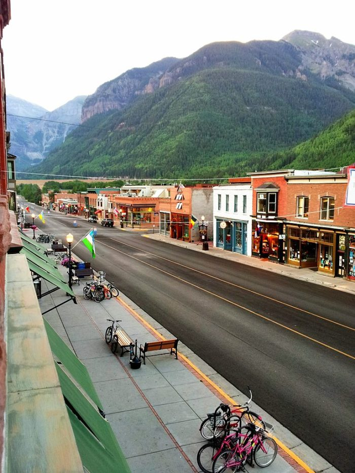 telluride was recently named one of country livings 10 best small towns to visit for halloween along with other more obvious choices like salem - Halloween Colorado 2017