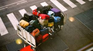 The Number One Mistake You're Making That May Get Your Luggage Lost