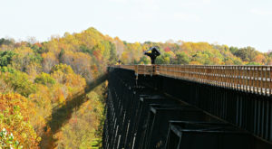 This Bridge Hike In Virginia Will Take You Through An Autumn Wonderland