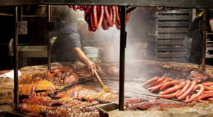 This Massive BBQ Pit Near Austin Will Make Your Mouth Water Uncontrollably