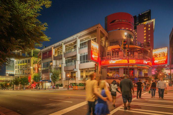 Best Downtown Charlotte Nc Restaurants