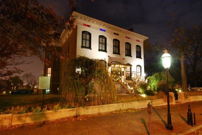 Lemp Mansion Haunted Tours Halloween