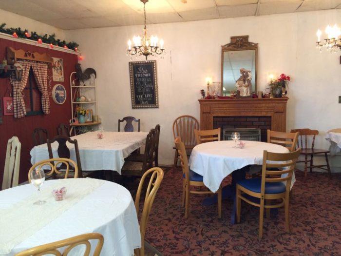 Crumpet Tea Room Bentonville
