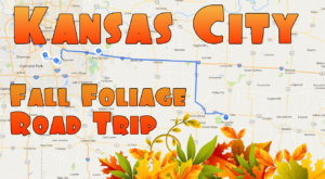 This Dreamy Road Trip Will Take You To The Best Fall Foliage In All Of Kansas City